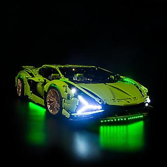 Led Lighting Car Block Kit