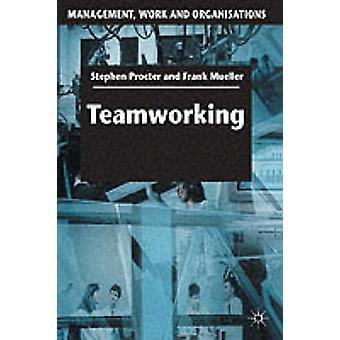 スティーブン・プロクターによるチームワーク - 9780333760048 ブック