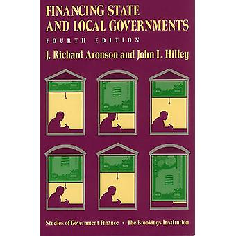Financing State and Local Governments by J. Richard Aronson - 9780815