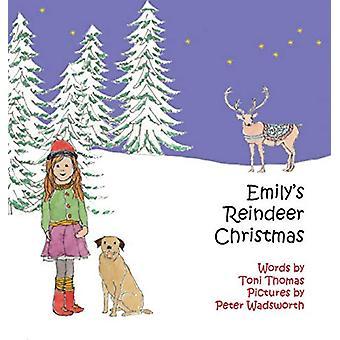 Emily's Reindeer Christmas - 9780995665224 Book