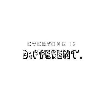 Everyone is Different by Tilly Wirihana - 9781364142117 Book