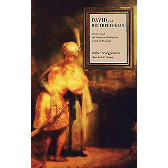 David and His Theologian by Walter Brueggemann - 9781498214230 Book