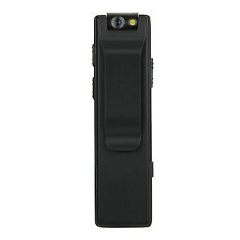 vandlion mini sikkerhet kamera med fyll lys - 1080p HD videokamera bevegelsesdetektor alarm svart
