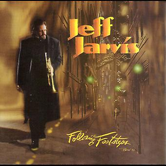 Jeff Jarvis - Following Footsteps [CD] USA import