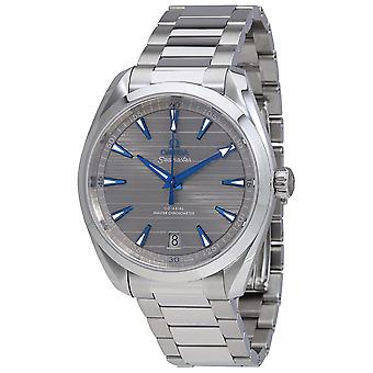 Omega Seamaster Aqua Terra Anti-Magnetic Chronometer Men's Watch 220.10.41.21.06.001