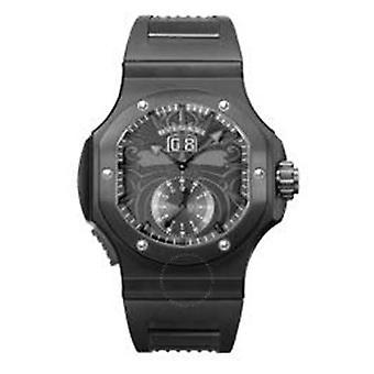 Bvlgari Daniel Roth Endurer Chronosprint Black Dial Men's Watch 101906