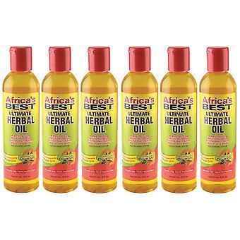Afrikas beste Ultimate urte olje 235 ml (6-PACK)