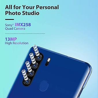 Blackview A80 Plus€2021€' Smartphone ohne Vertrag Ggnstig, 6,49 Zoll HD + Bildschirm, Helio P22