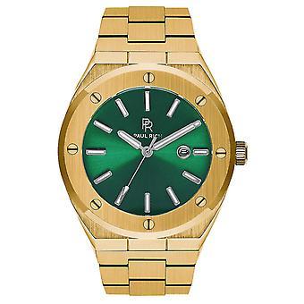 Paul Rich Signature King's jade Steel PR68GGS watch 45 mm