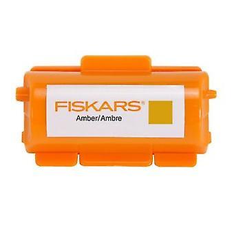 Fiskars Continuous Stamp Ink - Golden Amber