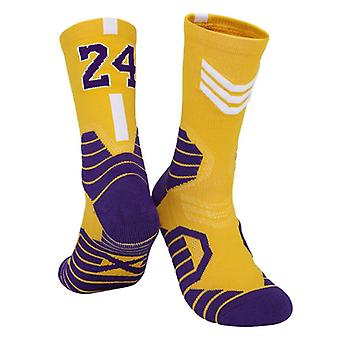 Professional Super Star Basketball Socks