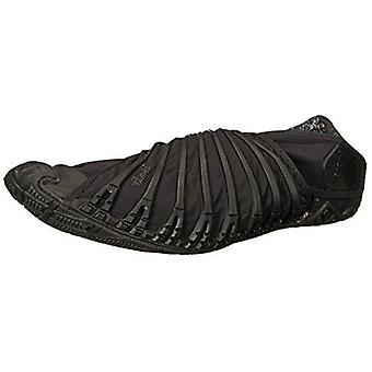 Vibram Furoshiki Icon Japanese Wrapping Stretch Sole Womens Shoes - Black