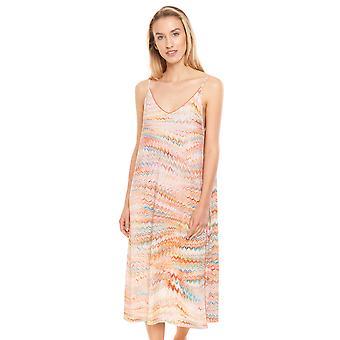 Féraud Beach 3215092-11754 Women's Wild Waves Beach Dress