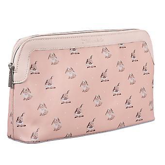 Wrendale Designs Bunny Makeup Beauty Bag