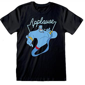 Aladdin Womens/Ladies Applause Genie Boyfriend T-Shirt