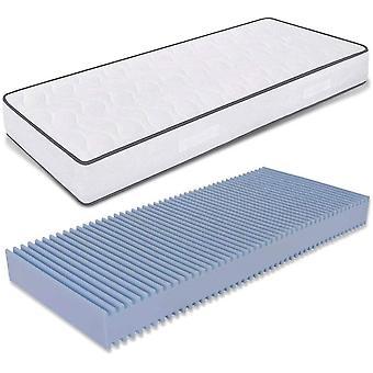 FengChun Waterfoam-Matratze, Hhe 20 cm, orthopdischer Bezug aus Baumwolle, Modell: Frhling 90 x 190