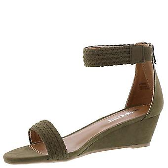 Report Womens Madge Open Toe Casual Ankle Strap Sandals