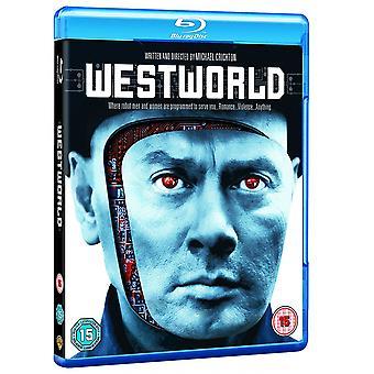 Westworld - 40th Anniversary Edition Blu-ray 1974 Blu-ray
