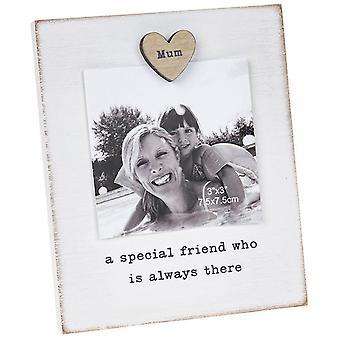 Mum Caring Words Magnet Frame Mum