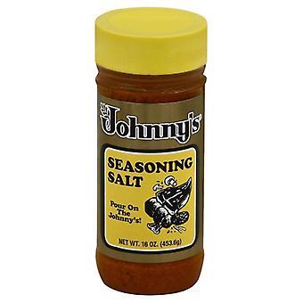 Johnnys Fine Foods Ssnng Sale, Caso di 12 X 16 Oz