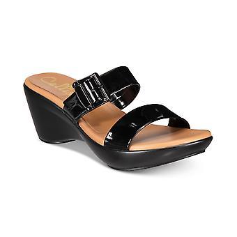 Callisto Womens Daytrip Wedge Sandals