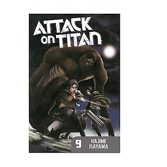 Attack on Titan 9 Paperback