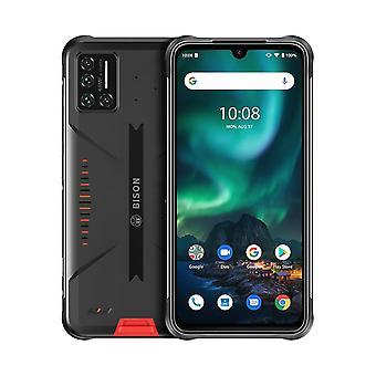 Ip68 / ip69k Imperméable à l'eau Téléphone robuste 48mp Matrice Quad Caméra Android 10