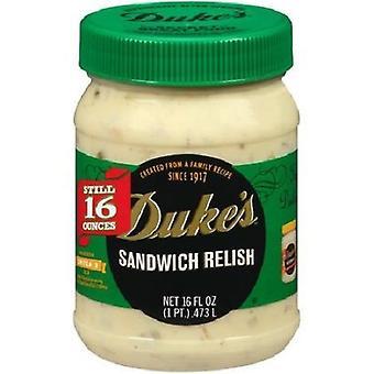 Duke's Sandwich Relish