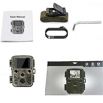 Full Hd Wildlife Scout Kamera mit Nachtsicht