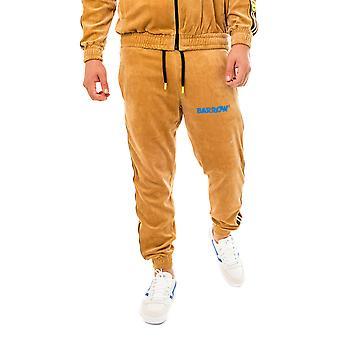 Pantaloni tuta uomo barrow terry cloth pants 029558.094