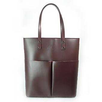 Vera Pelle Shopper Bag Xxl Zarka SB515R everyday  women handbags