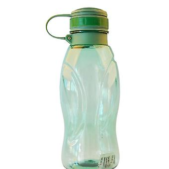 Plastic Space Water Cup With Portable Travel Outdoor Sports Bottle