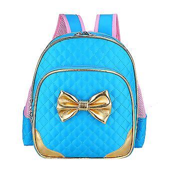 Pu Leather Preschool Kids Backpack