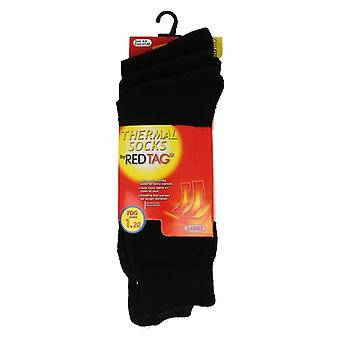 Damen Red Tag Thermosocken 3 Pack