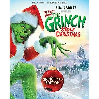 Dr. Seuss How il Grinch Stole Christmas: importazione USA Grinchmas [Blu-ray]