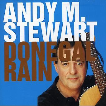 Andy M. Stewart - importation USA Donegal pluie [CD]