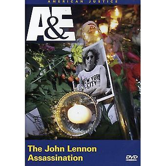 Importación de Estados Unidos del asesinato de John Lennon [DVD]