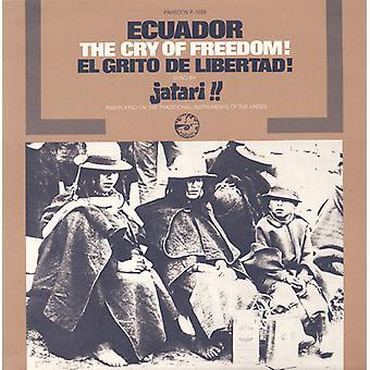 Grupo Jatari - Ecuador: El Grito De Libertad (the Cry of Freedom) [CD] USA import