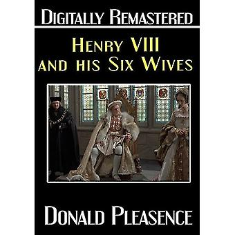 Henry VIII & His Six Wives [DVD] USA import