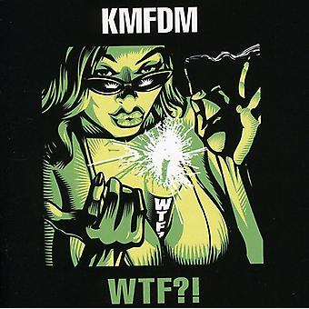 KMFDM - Wtf?! [CD] USA import