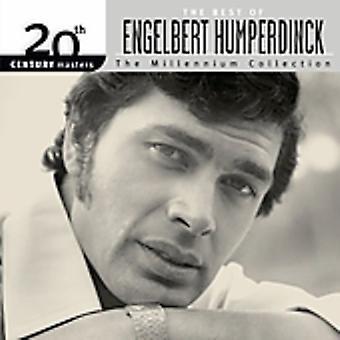 Engelbert Humperdinck - Best of Englebert Humperdinck [CD] USA import
