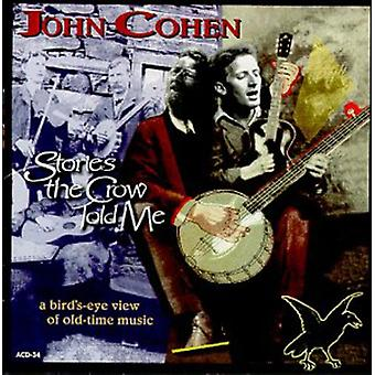 John Cohen - Stories the Crow Told Me [CD] USA import