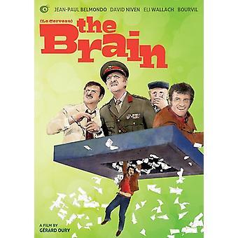 Importazione di cervello (1969) [DVD] Stati Uniti d'America