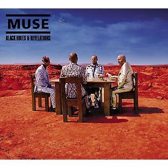 Muse - Black Holes & Revelations [CD] USA import