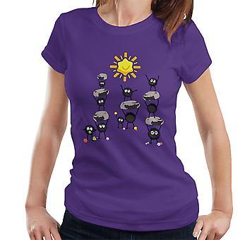 Candy Spirited zon Away Women's T-Shirt