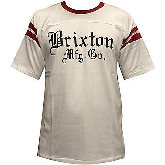 Brixton Vincent t-paita valkoinen