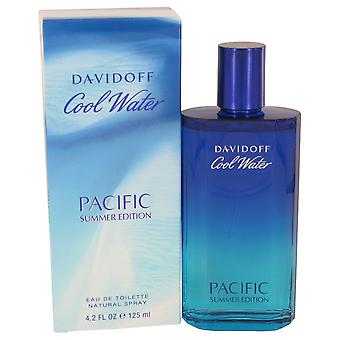 Davidoff Cool Water Pure Pacific voor Hare Eau de Toilette, 100ml Spray - Limited Edition