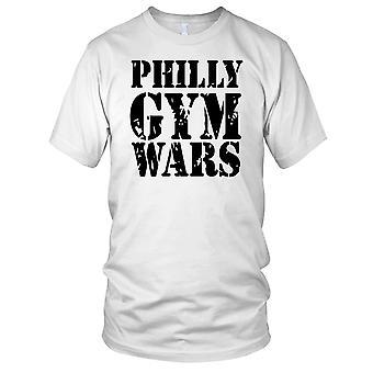Philly Gym Wars Fitness Gym trening damer T skjorte