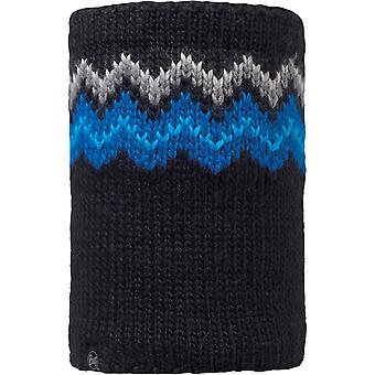 Buff Danke Knitted Neck Warmer in Black