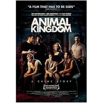 Eläinkunnan elokuvajuliste (11 x 17)